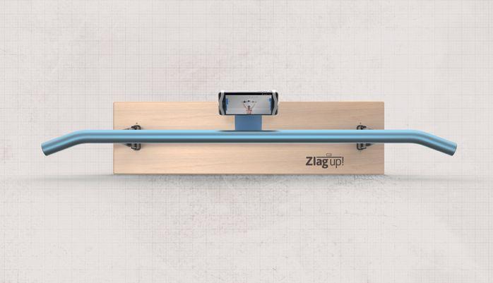 ISPO Product Award für die ZlagUp - Bild: Vertical-Life