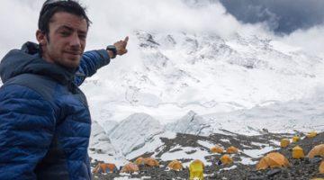 Kilian Jornet-Everest 2017-Summits of My Life - Fotocredit: SUUNTO